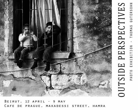 Vernissage of Outside Perspectives