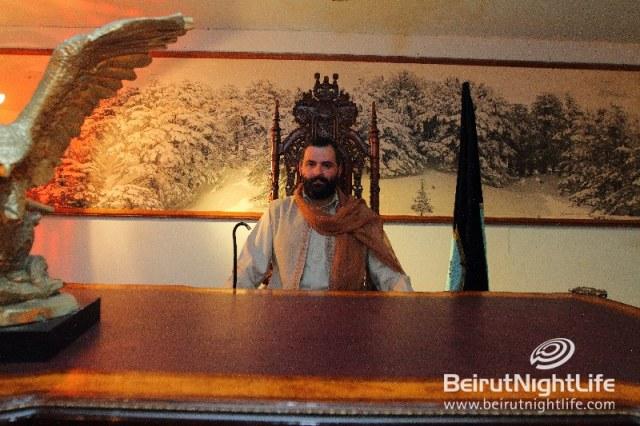 Michel Elefteriades Music Hall Beirut