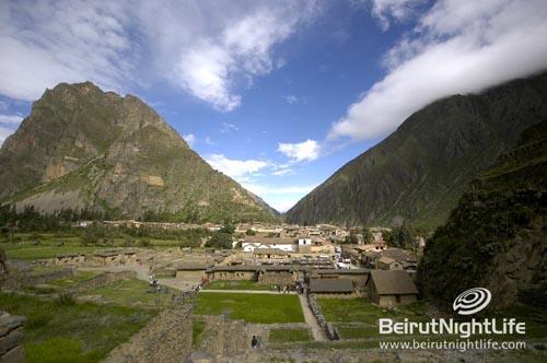 Around the World: Inca Trail from Ollantaytambo- Peru