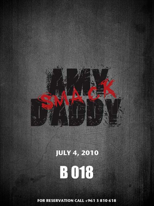 Amy Smack Daddy at B 018