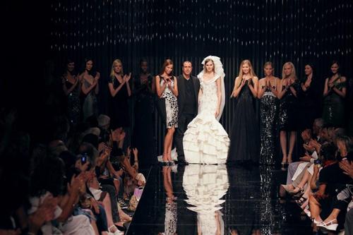 Tony Ward F/W 2010/11 Haute Couture Collection