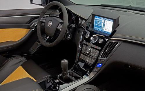 2011 Cadillac Cts V Coupe Bnl