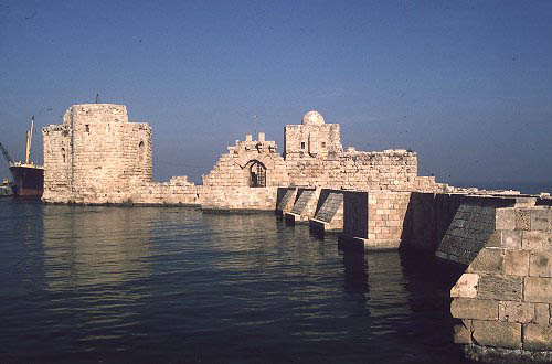 Sidon: The Gate of South Lebanon