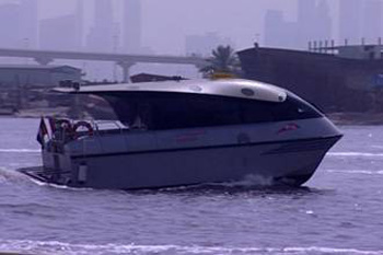 Dubai Launch Water Taxi