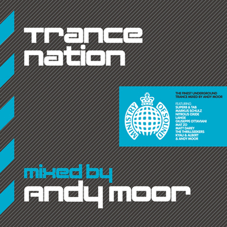 Trance Nation (Mixed By Andy Moor) (2010)
