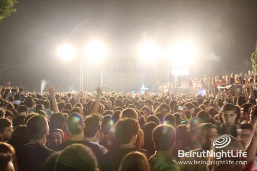 Akon Live in Lebanon: Akonomizing La Marina Dbayeh