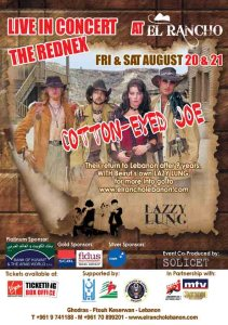 The Rednex at El Rancho
