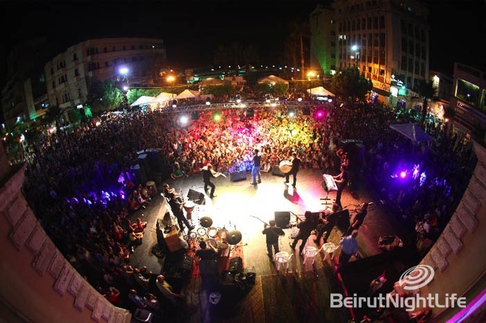 Jounieh Summer Festival 2009 – Day14