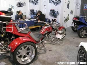 Various at  Salon de l'auto 2008