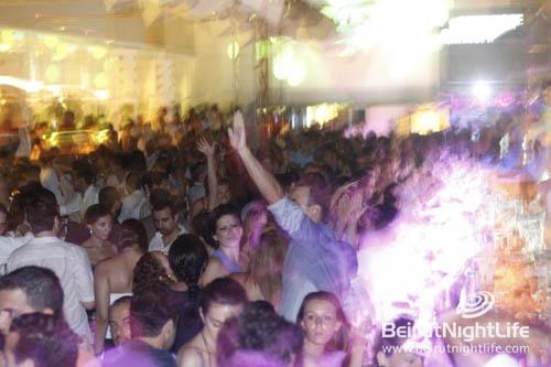 A Night at White Beirut!!