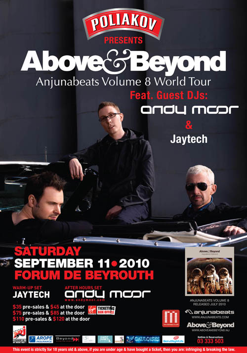 A Year in The Life of Above & Beyond