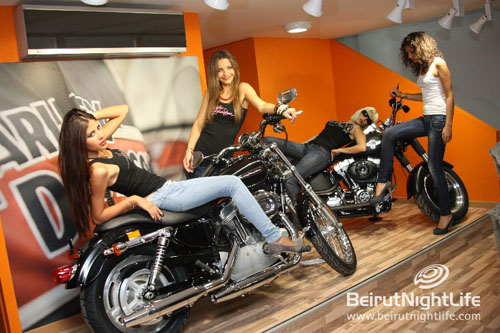 Harley-Davidson Launches its Dealership in Lebanon
