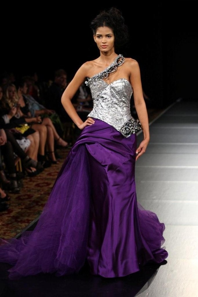 Amal Sarieddine New York Couture Fashion Week