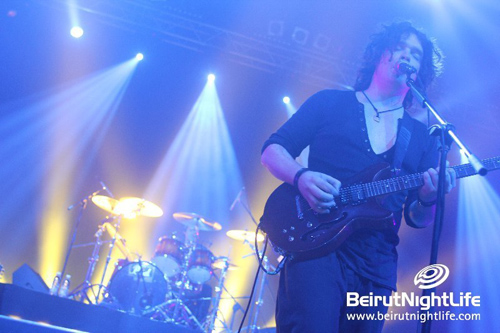 Anathema Rock at Forum De Beyrouth