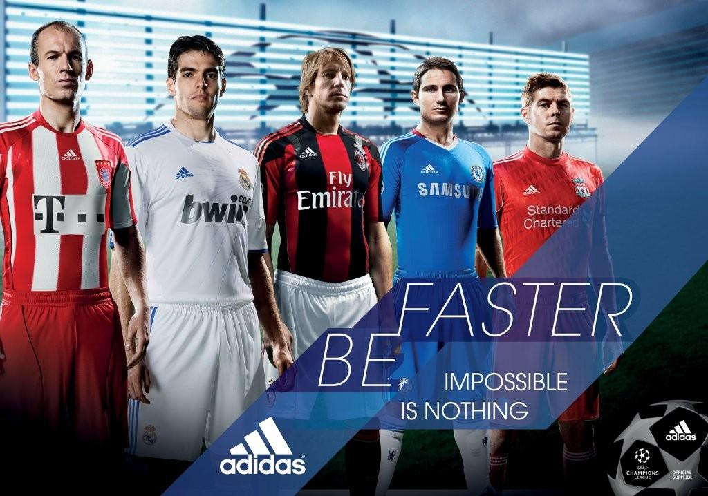adidas UEFA Champions League Kit