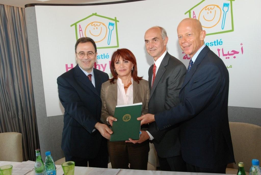 Preventing Childhood Obesity in Lebanon