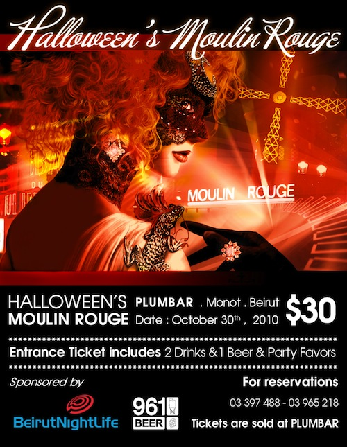 Halloween's Moulin Rouge