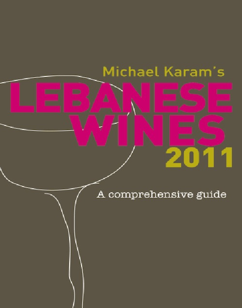 About Lebanese Wines 2011