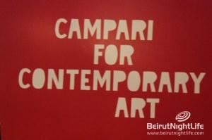 Campari for Contemporary Arts