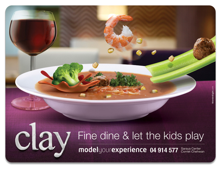 Clay Restaurant – Lounge and Playground