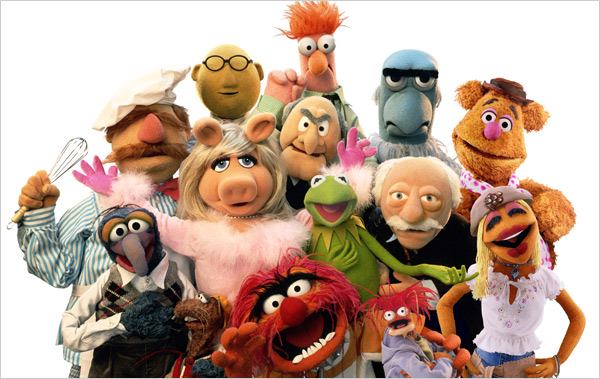 Hollywood Insider: The New Muppets Movie is Filming