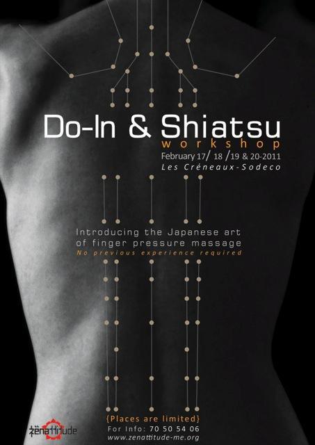 Do-In And Shiatu 1st Workshop