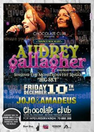 Audrey Gallagher Live At Chocolate Club