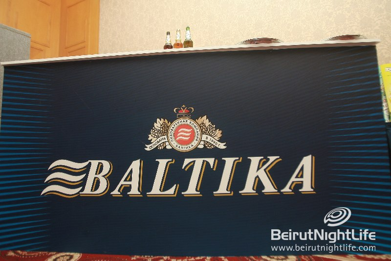 Baltika: Natural Non-Alcoholic Malt Beverages