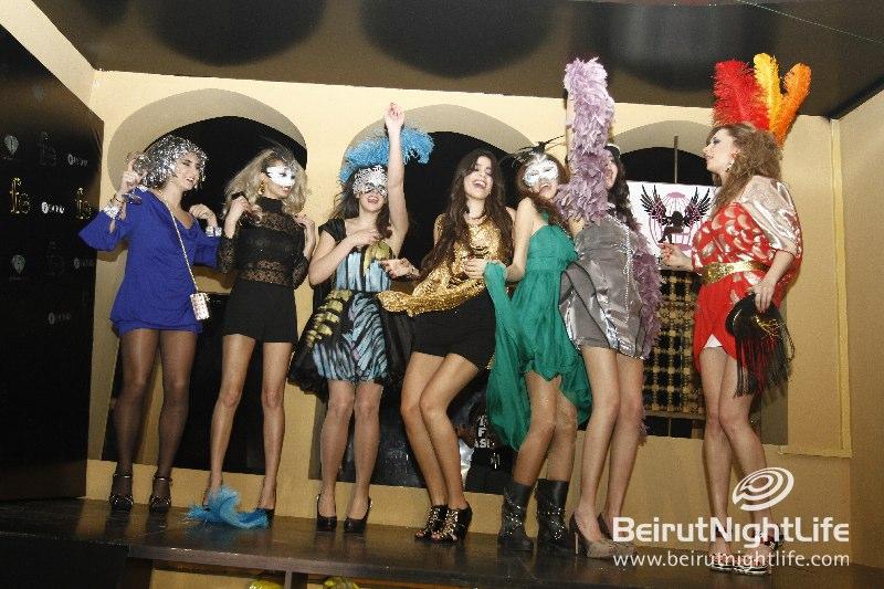 Fashion Frenzy on the Dance Floor with F Club