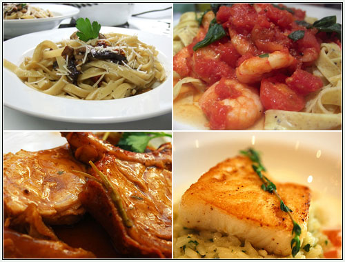 Italian Food And Wine Dinner At IL Sorrentino