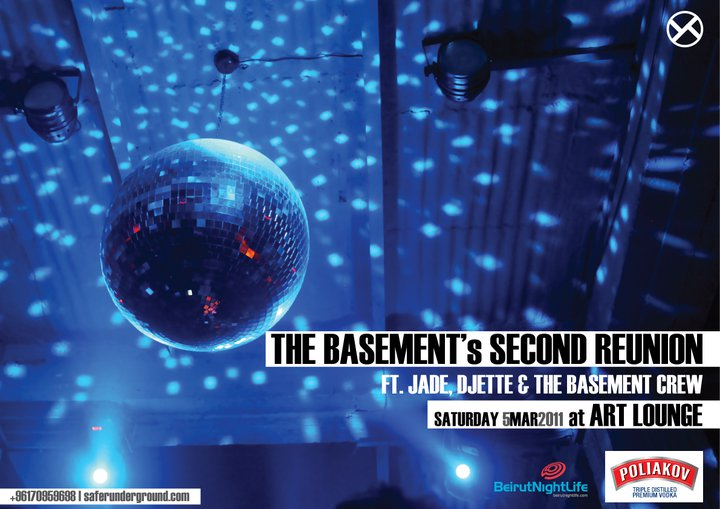 The Basement's Second Reunion At Art Lounge