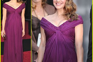 Natalie Portman – No to Baby Oscar
