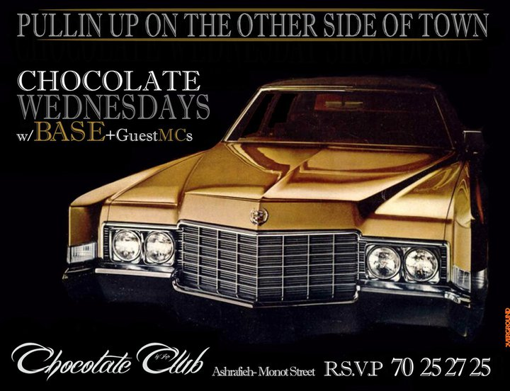 Pullin Up On The Other Side Of Town At Chocolate