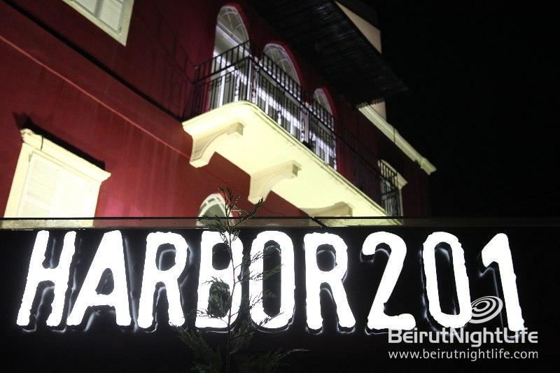 Harbor 201's Grand Opening