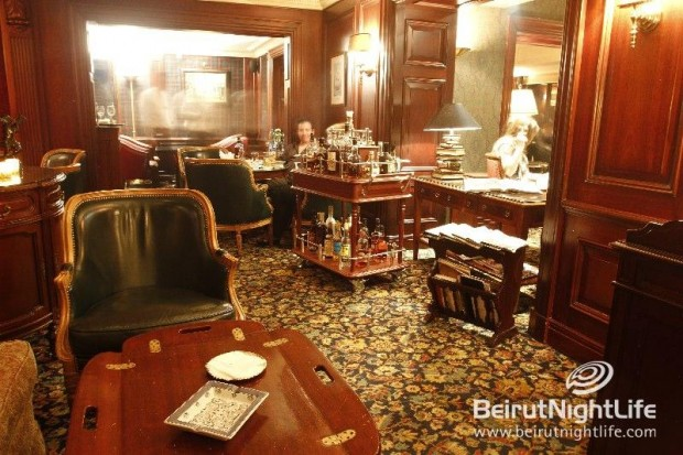 Sydney's: A Relaxed And Luxurious Cigar Lounge