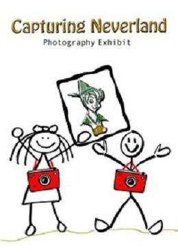 Capturing Neverland Photography Exhibit