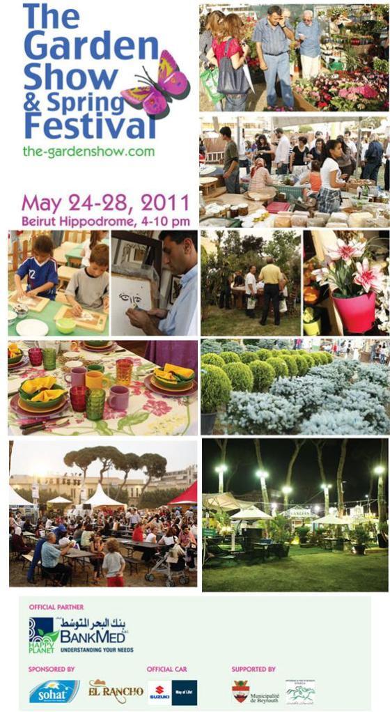 The Garden Show And Spring Festival