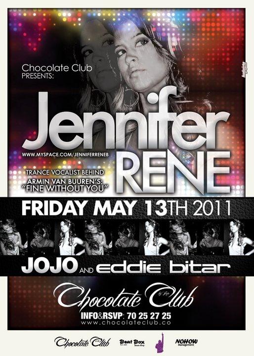 Jennifer Rene Live At Chocolate