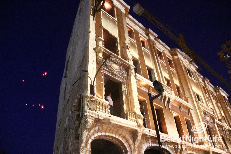 Changing Beirut's Nightscape with Lights