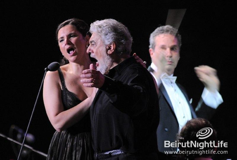Plácido Domingo in Zouk Festival 2011