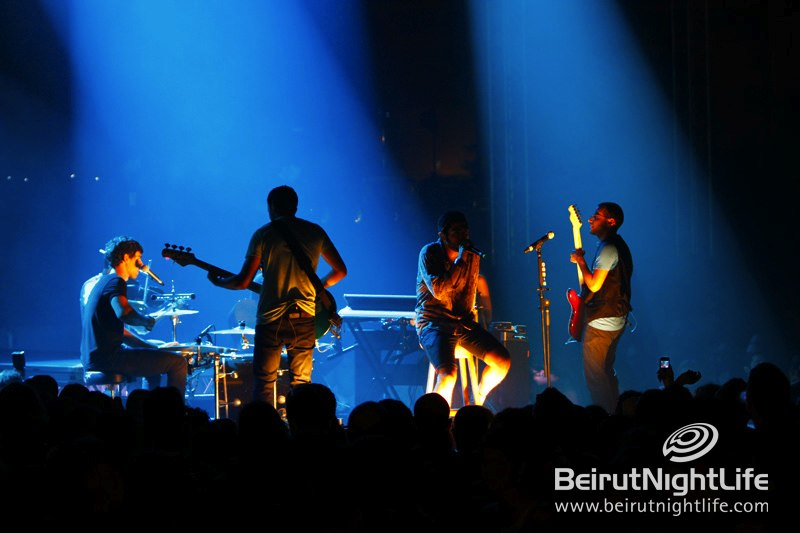 Mashrou' Leila's El Hal Romancy EP Launch Concert