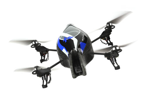 Parrot AR Drone Takes Entertainment to a New Level