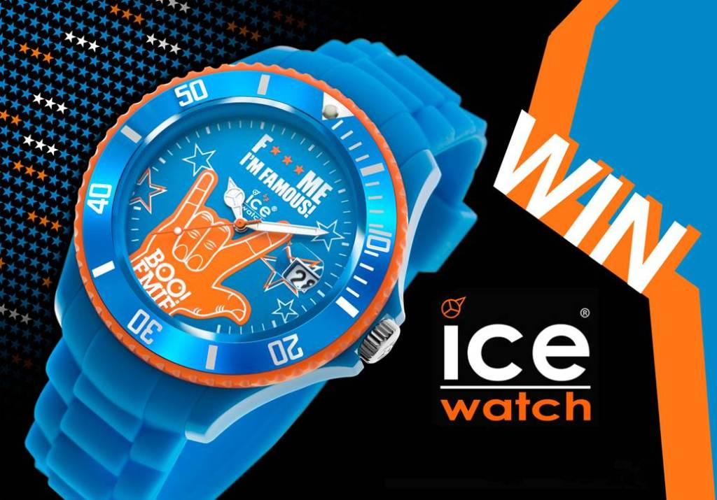 Win A Free Specially Designed Ice-Watch! The Ice-Watch/BNL Games 2011
