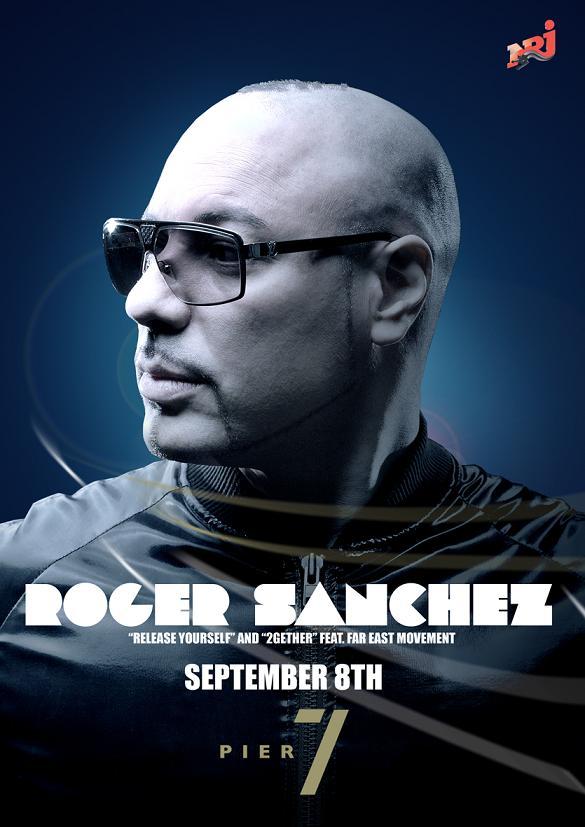 Roger Sanchez Live At Pier 7