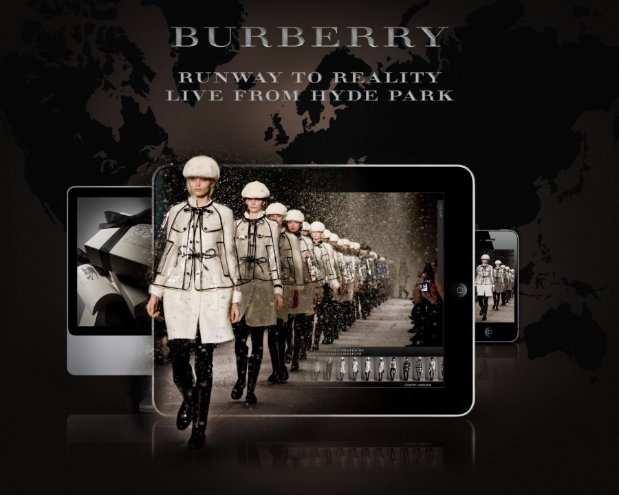 Watch Live on BNL: Burberry Prorsum Womenswear Spring Summer 2012 Show