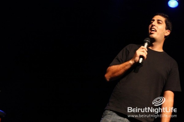 Anthony Salame: Australia's King of Urban Comedy Performs in Hamra