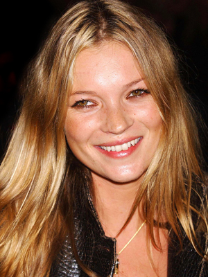 Fashion Icon Kate Moss Launches Jewelry Collection