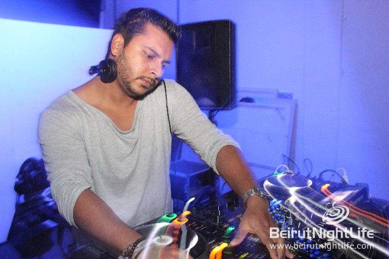 From Tabla Player to Electronic DJ: Pawas Live at The Art Lounge