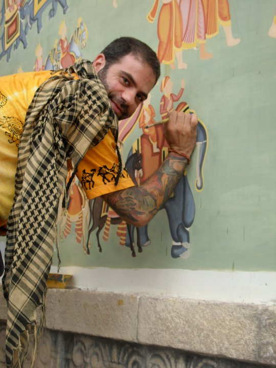 Hady Beydoun Tells Us About Designing Limited Edition Smirnoff Beirut