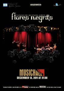 Flores Negras Brings Buenos Aires to the Heart of Beirut